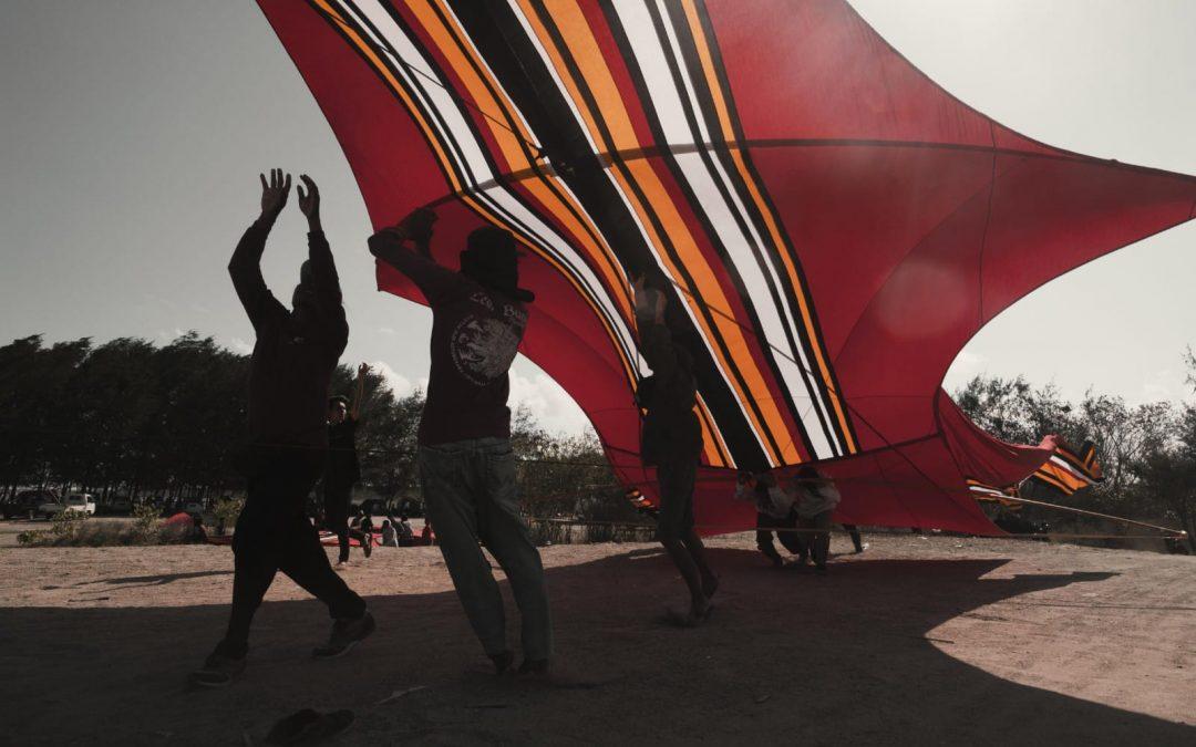 Bali Kites Festival: l'annuale Festival degli Aquiloni a Bali