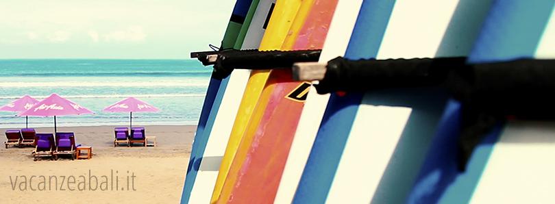 Surf a Bali: periodo migliore e spot più interessanti
