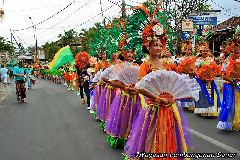 Sanur Village Festival: tanti eventi in uno