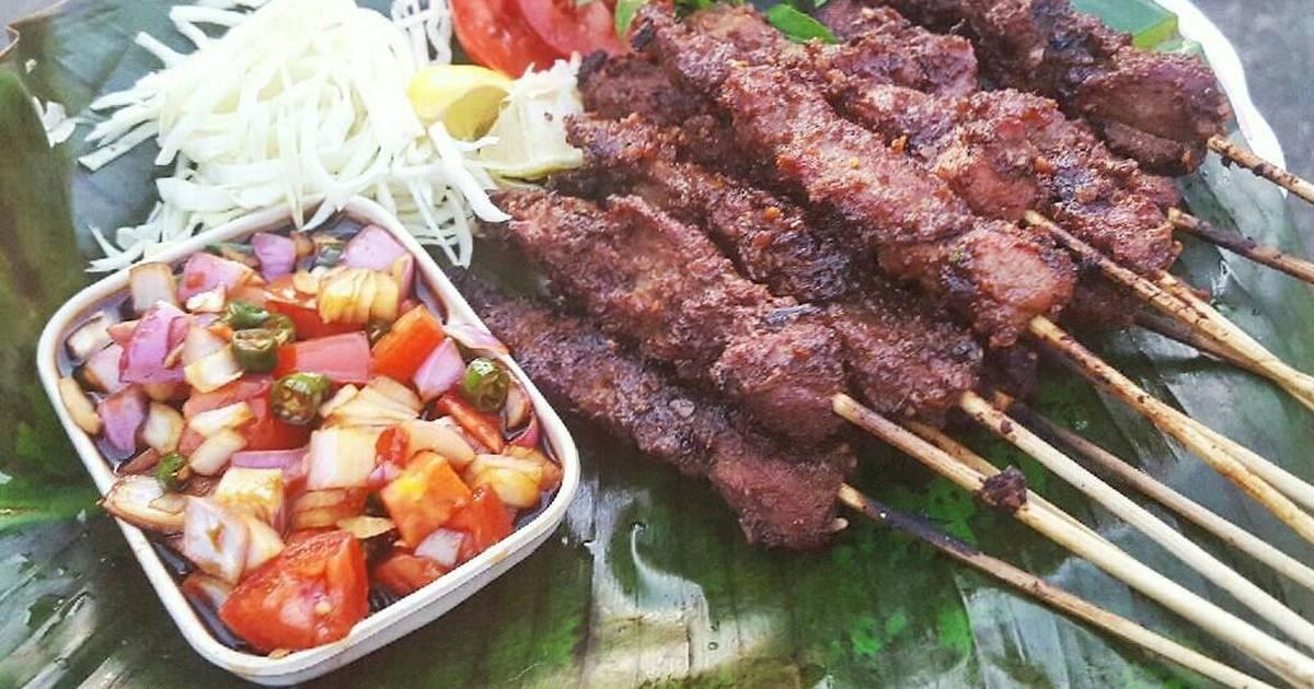 satay sate cucina indonesiana