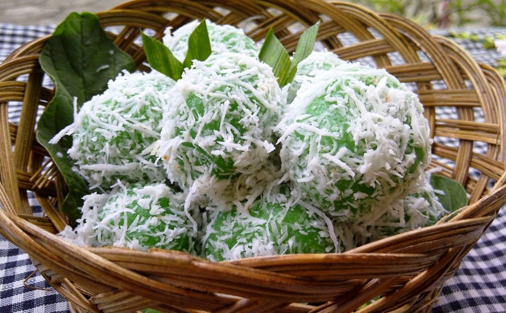 klepon cucina indonesiana