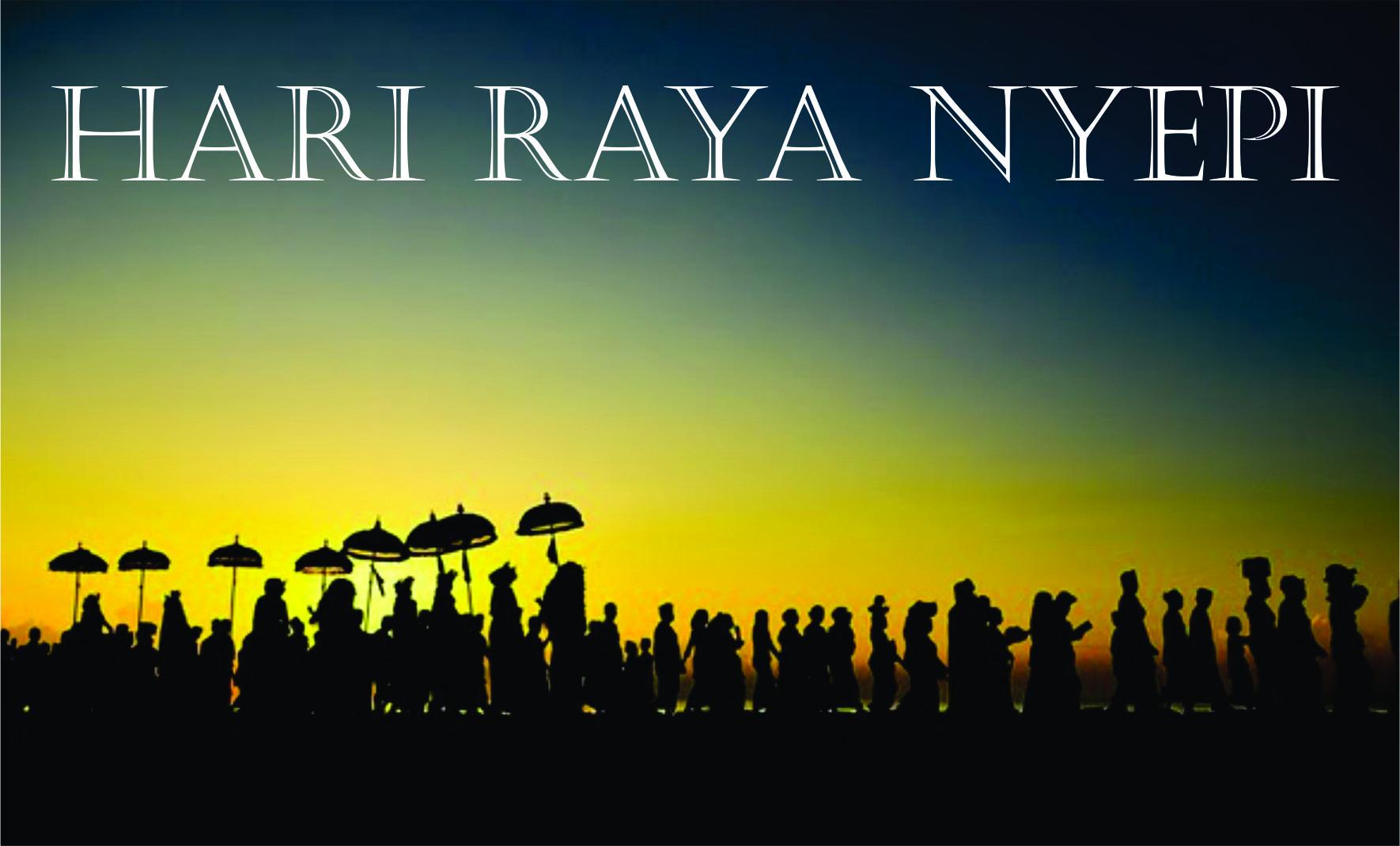 Guida al Nyepi Bali, il giorno del Silenzio