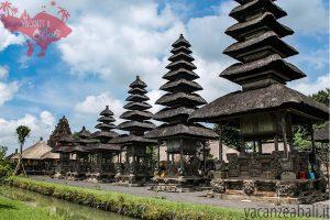 struttura tempio balinese