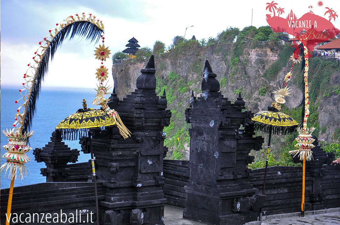 Tempio tradizionale balinese