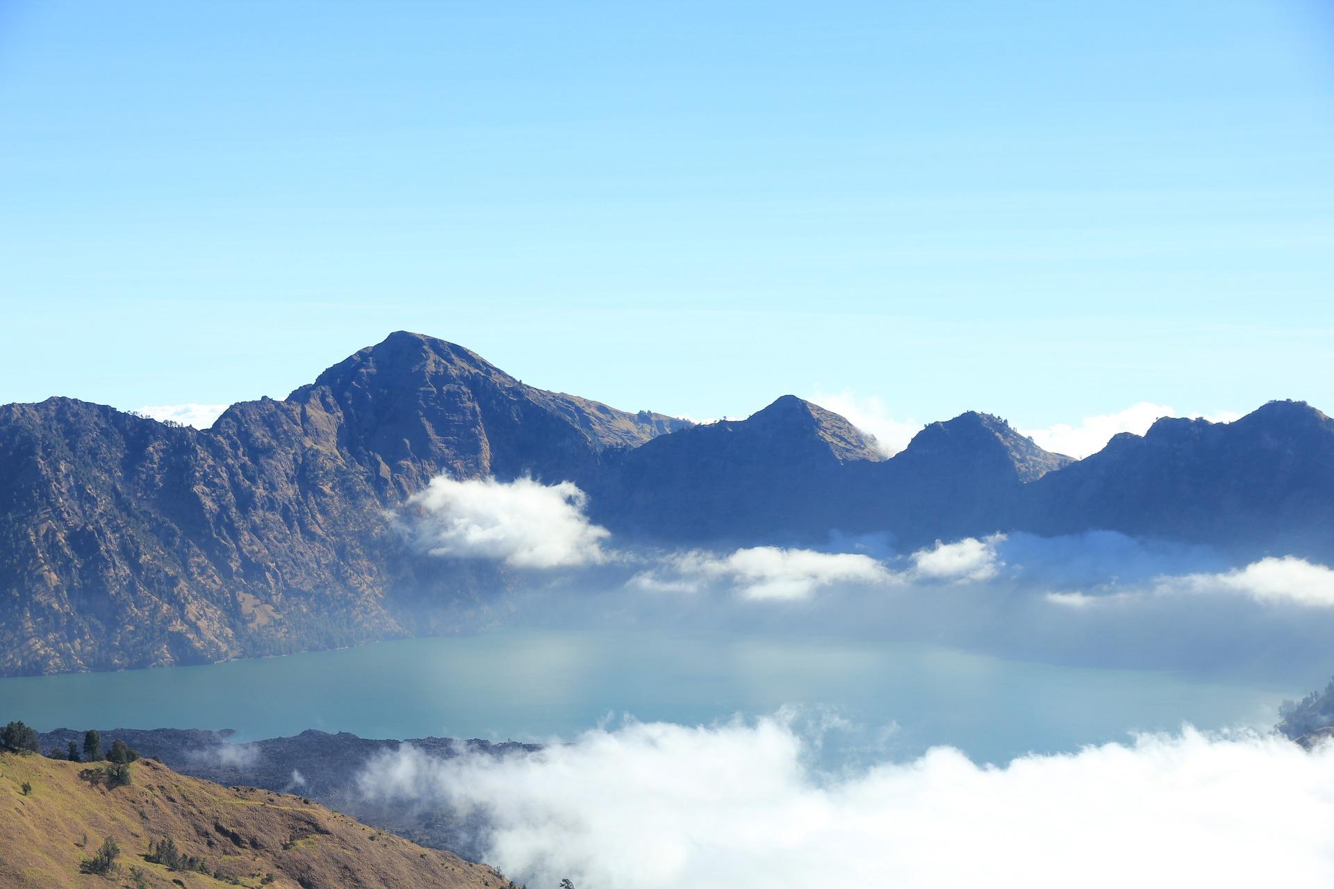 lombok vulcano rinjani