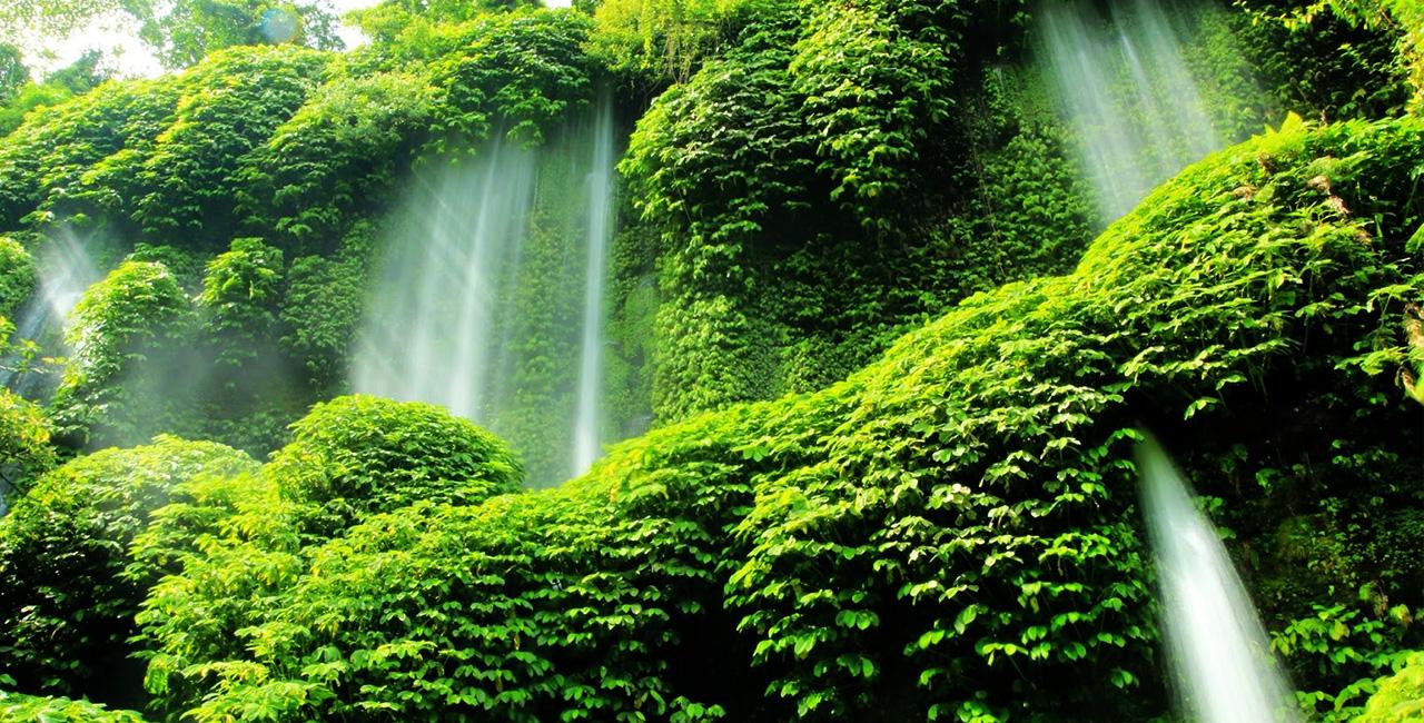 cascata lombok