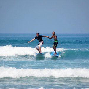 corso surf bali