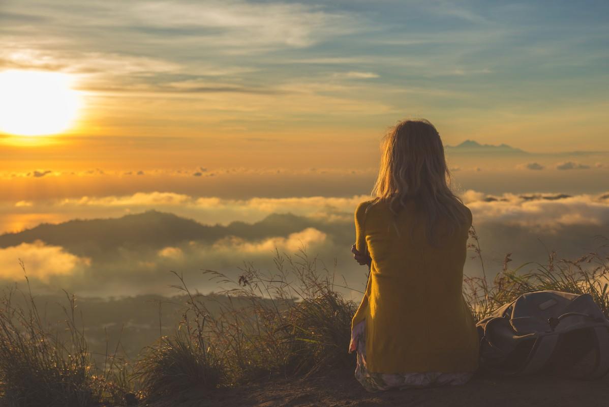 Trekking sul Monte Batur all'alba : la bellezza di Bali vista dall'alto