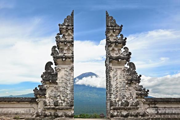 Tempio Lempuyang, la porta del paradiso di Bali