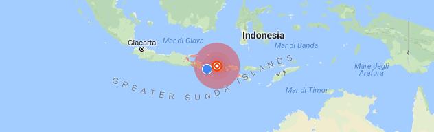 lombok terremoto 7.0