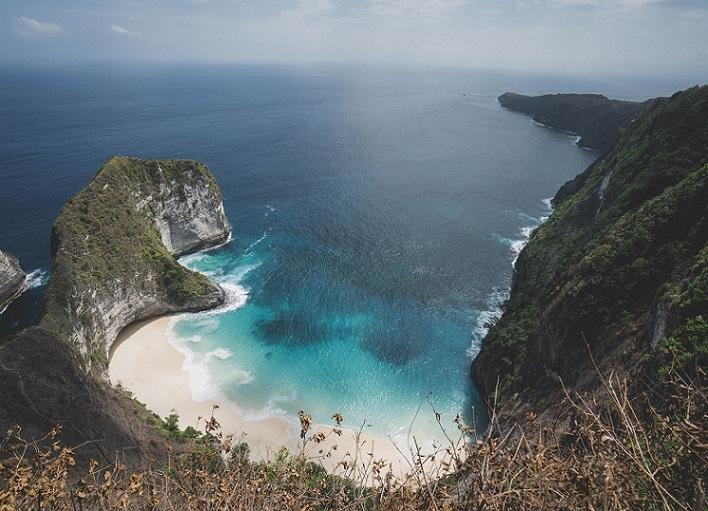 spiaggia di Nusa Penida