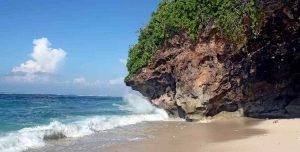 spiaggia di greenbowl