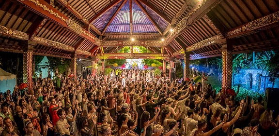 Bali Spirit Festival: yoga e spiritualità in un unico evento