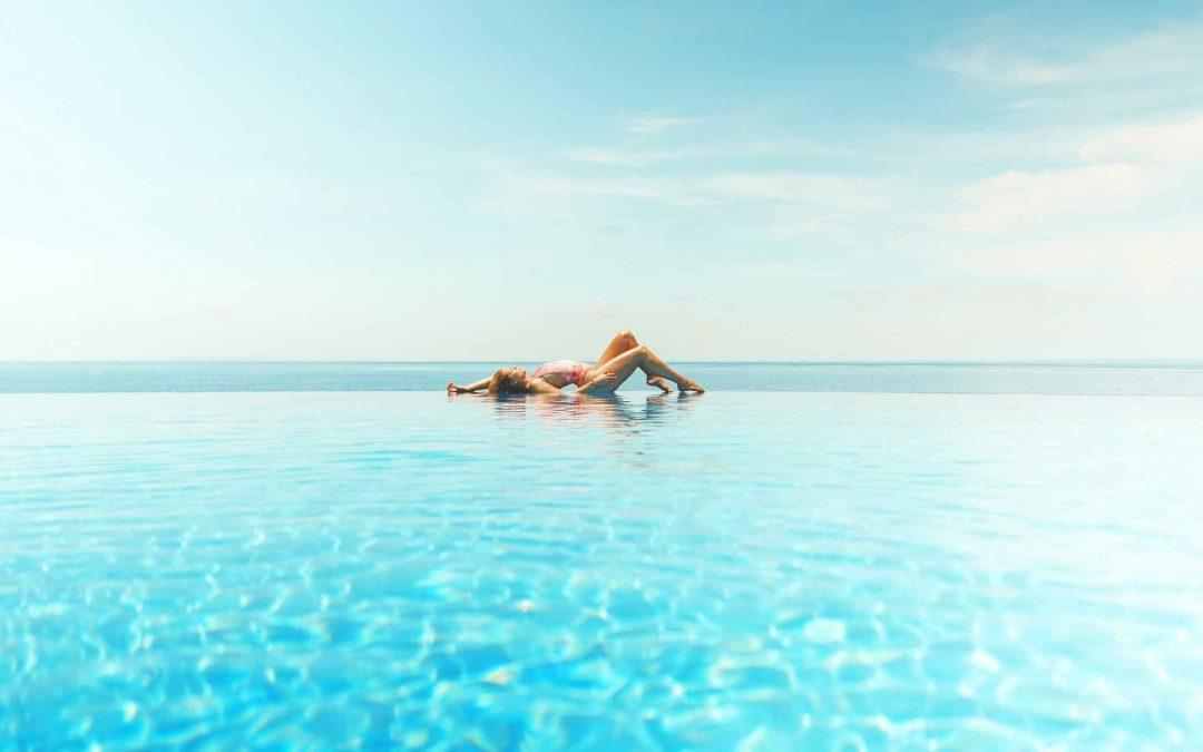 Le 5 migliori infinity pool di Bali