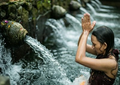 Tour del Kintamani: risaie di Tegalalang, Goa Gajah e danza balinese
