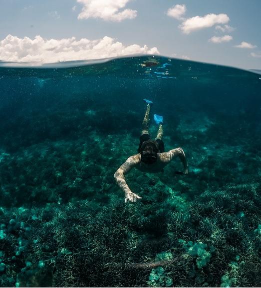 Snorkeling a Nusa Penida, un tuffo con le mante