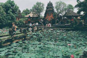 tempio di saraswati ubud