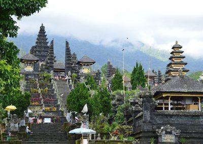 Tour del tempio madre di Besakih, il più importante di Bali