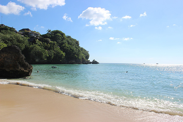 spiagge di bali sud