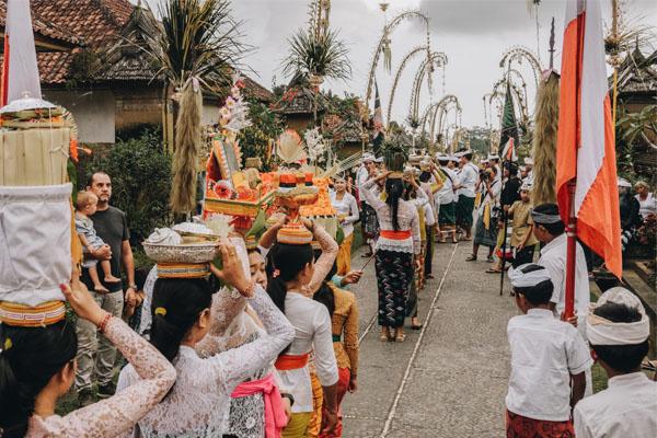 galungan a Bali